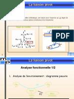 ++   Liaison pivot