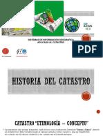 1. Historia del catastro