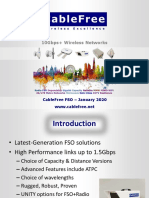 CableFree FSO
