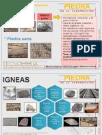 USO DE LA PIEDRA EN EDIFICACIONES