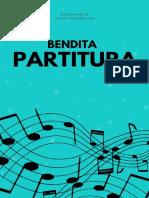 BENTITA PARTITURA