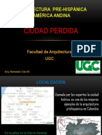 P-P CIUDAD PERDIDA