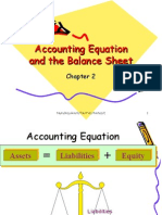 Chp 2 Accounting Equation and the Balance Sheet