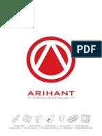Arihant_Brochure_2016.pdf