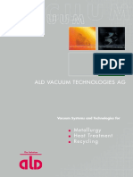 Vacuum Systems and Technologies