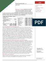 Sun Pharmaceuticals, August 14, 2019 [Kotak].pdf