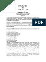 J. R. R. Tolkien - Errabundo (version única).doc