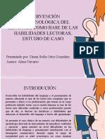 INTERVENCIÓN METAFONOLÓGICA DEL LENGUAJE COMO BASE DE LAS