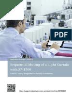 58793869 Muting Light Curtain DOC V21 En