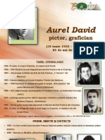 Aurel David, pictor, grafician