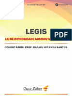 LEGIS - LEI-DE-IMPROBIDADE-ADMINISTRATIVA