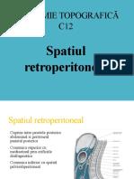 C12 Retroperitoneul