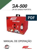PGA 500 3.2.0.0 MANUAL DE OPERAÇÃO v201008