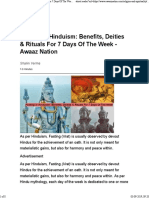 Fasting in Hinduism