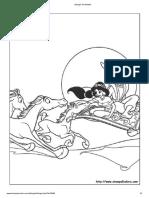 Disegni de Aladdin 9