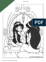 Disegni de Aladdin 10