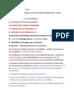 Chiffrement_Certificat