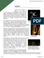 Bioluminescence - Wikipedia