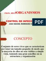 1- MICROORGANISMOS