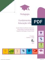 Livro Pedagogia -Fundamentos da Educacão Infantil