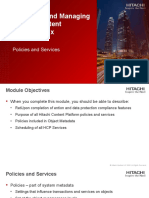 03 TCI2743 HCP Policies and Services v4-0