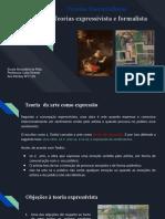 Teorias Expressivista e Formalista_11K Ana Morbey