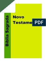 Biblia Sagrada Novo Testamento (OF2)