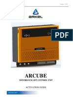 ARCUBE Activation Guide.V101.en