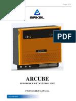 Arcube Parameter Manual V10.en