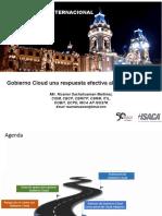 Gobierno de Cloud, una respuesta efectiva al Cloud Adoption - Nicanor Sachahuaman.pdf
