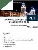 Impacto de Cobit 2019 en el Gobierno de TI - Alexander Zapata.pdf