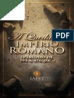 E-book - A Queda do Império Romano