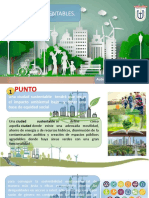 ciudades sustentables.