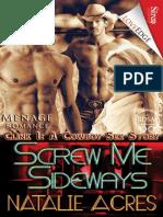 - A Cowboy Sex Story