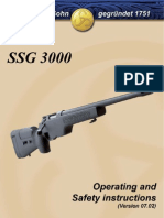 Manual SSG3000 STR200
