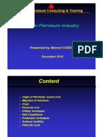 Basic Petroleum Industry