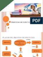 PROCESO DE EJECUCION