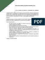 DECLARACIÓN JURADA PARA COMPRAS Y