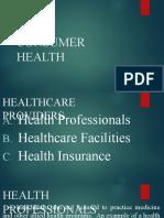 Health 1stGP - Consumer Health2