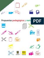 UNICEF - Ciudadanías y participación en la infancia, propuestas pedagógicas y metodológicas