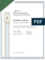 CertificatDaccomplissement_SOLIDWORKS _ Le surfacique