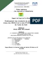 Etablissement des standards de - SOULE Abdou Akim Kolawole_321.pdf