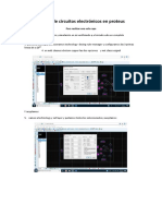Diseño de circuitods electronicos en proteus IMPRESION DE PCB EN PDF