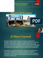 Museos Del Ecuador
