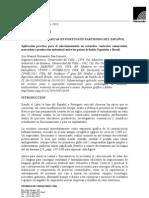 COMPETENCIAS BÁSICAS EN PORTUGUÉS PARTIENDO DEL ESPAÑOL. José Manuel Hernández Sanclemente