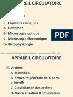 1-Appareil circulatoire