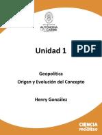 Geopolitica concepto y origenes-Unidad I .pdf