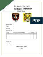 DIROES - TRABAJO TERMINADO