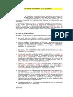 Modelos d Especificaciones Tecnicas
