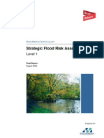 West Wiltshire Avon 2008 Flood Risk Assessment